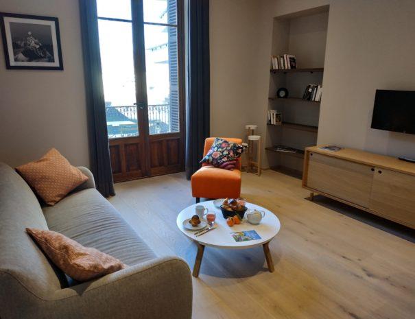séjour appartement 11